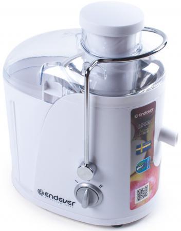Соковыжималка ENDEVER Sigma-98 900 Вт белый соковыжималки электрические endever соковыжималка 98 sigma мощность 900 вт