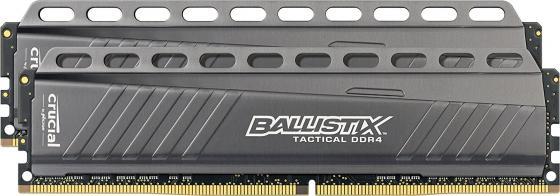 все цены на Оперативная память 8Gb (2x4Gb) PC4-24000 3000MHz DDR4 DIMM Crucial BLT2C4G4D30AETA онлайн