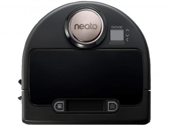 Робот-пылесос NEATO Botvac Connected сухая уборка чёрный 945-0181 робот пылесос iclebo arte сухая уборка серебристый
