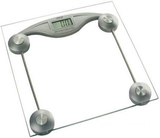 Весы напольные Аксион ВHЕ-32 прозрачный весы напольные аксион вhе 31 белый