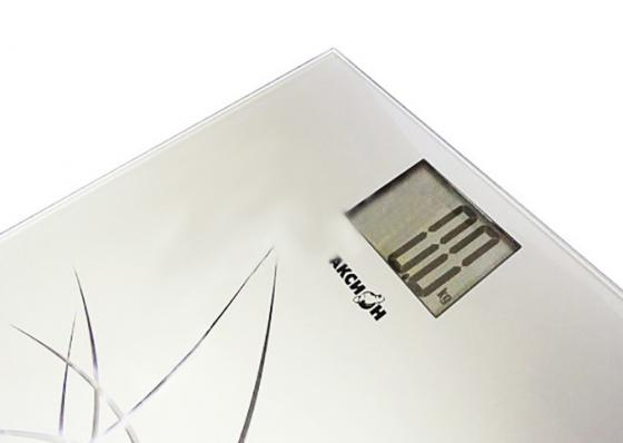 Весы напольные Аксион ВHЕ-31 белый весы напольные аксион вhе 31 белый