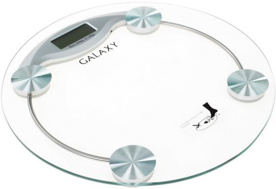 Весы напольные GALAXY GL4804 прозрачный весы напольные аксион вhе 32 прозрачный