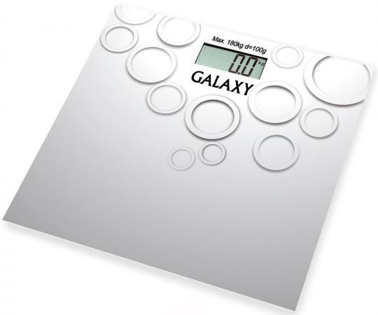 Весы напольные GALAXY GL4806 серый
