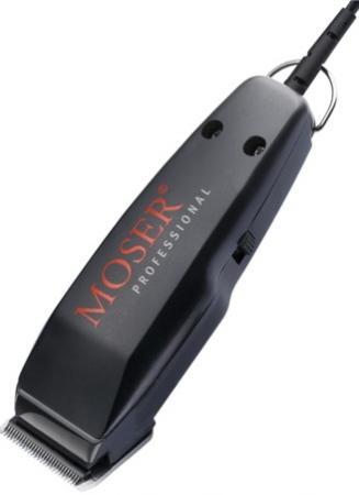 Триммер Moser 1411-0087 mini чёрный триммер moser 5640 1801
