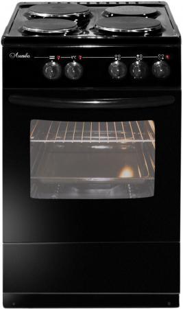 Электрическая плита Лысьва ЭП 301 М2С черный лысьва эп 411 м2с