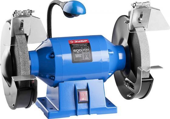 Станок точильный Зубр Профессионал ЗТШМЭ-200-600 200 мм точильный станок зубр зтшмэ 200 600