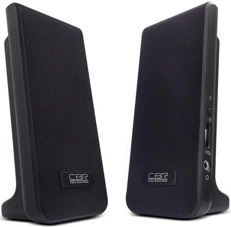 Колонки CBR CMS 295 2x3 Вт черный