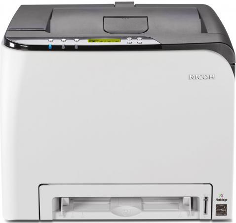Принтер Ricoh SP C252Dn цветной A4 20ppm 2400x600dpi RJ-45 Wi-Fi USB 407522
