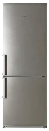 Холодильник Атлант ХМ 6224-180 серебристый холодильник атлант хм 4424 080 n серебристый