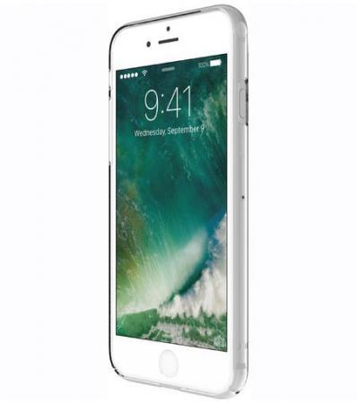 Накладка Just Mobile TENC для iPhone 7 прозрачный РС-178МС ноутбук asus f553sa xx305t 15 6 1366x768 intel celeron n3050 500gb 2gb intel hd graphics черный windows 10 home 90nb0ac1 m06000