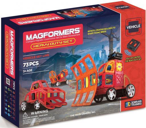 Магнитный конструктор Magformers Heavy Duty Set 73 элемента 63139/707007 степлер механический stanley tr150hl heavy duty h l