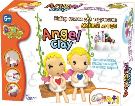 Масса для лепки Angel Clay Милый ангел АА07011 масса для лепки candy clay набор конфетки