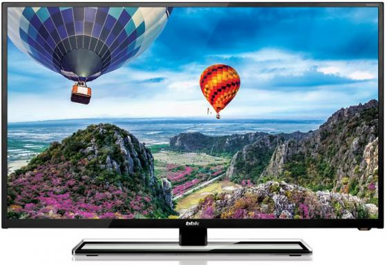 "Телевизор LED 32"" BBK 32LEM-1027/TS2C черный 1366x768 SCART USB"