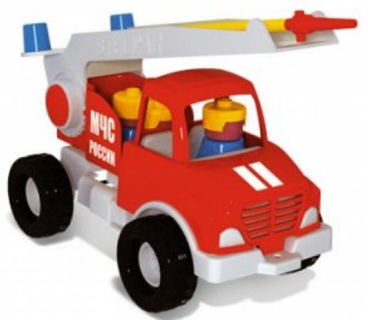 Машина Stellar Пожарная машина 22 см красный 01430