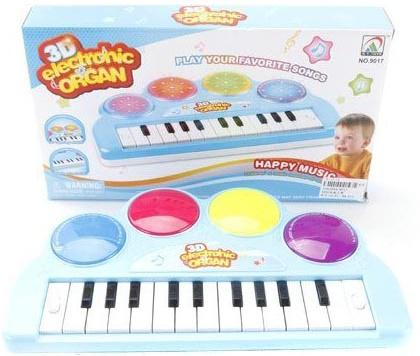 Орган Shantou Gepai Happy Music (свет, звук), 22 клавиши 9017 цена 2017