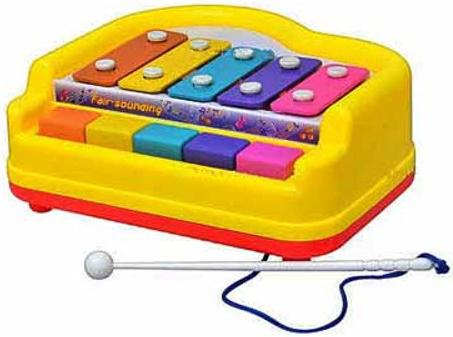 Ксилофон Shantou Gepai 5 тонов с клавишами 3010 топ miss miss by valentina miss miss by valentina mi059ewatgf2