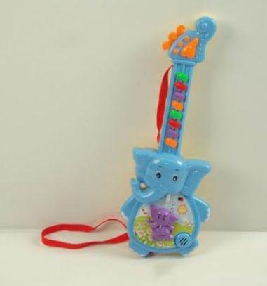 Гитара Shantou Gepai 856-5 детский музыкальный инструмент shantou gepai гитара y14221046
