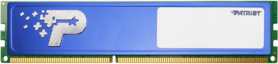 Оперативная память 4Gb PC4-17000 2133MHz DDR4 DIMM Patriot PSD44G213381H оперативная память 4gb pc4 17000 2133mhz ddr4 dimm patriot psd44g213381