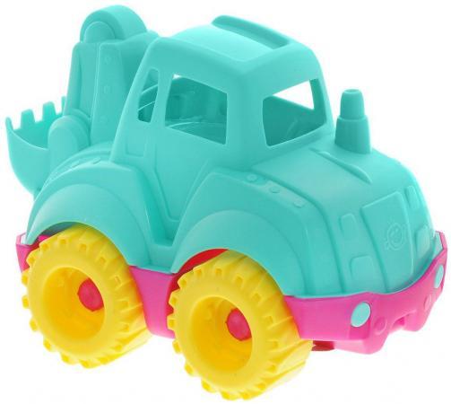 Трактор Шкода 4607006449220 разноцветный в ассортименте ролевые игры шкода набор 2