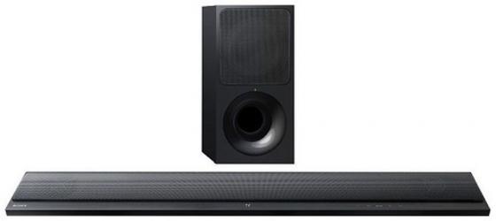 Домашний кинотеатр Sony HT-CT390 300Вт черный