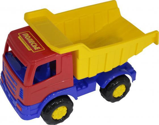 Самосвал Полесье Мираж 29 см 9042 игрушка полесье констрак автомобиль самосвал 9654