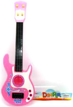 Гитара Shantou Gepai Dream Country, 4 струны, 50см классическая гитара 4 4 samick cn3 n