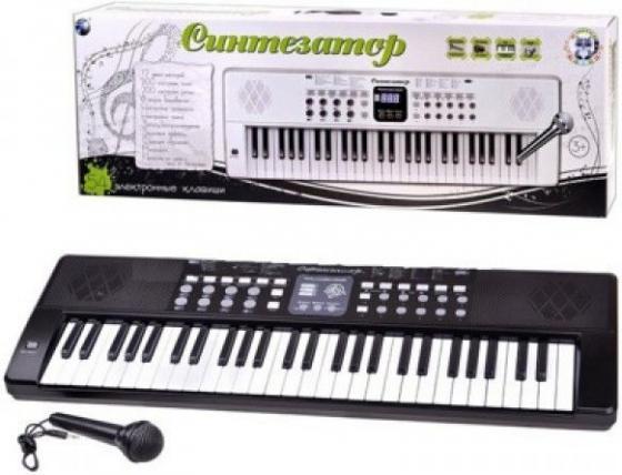 Синтезатор Shantou Gepai 54 клавиши, 12 мелодий HS5416A
