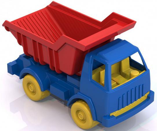 Грузовик Нордпласт Кроха 016 19 см разноцветный в ассортименте нордпласт нордпласт мусоровоз цвет в ассортименте