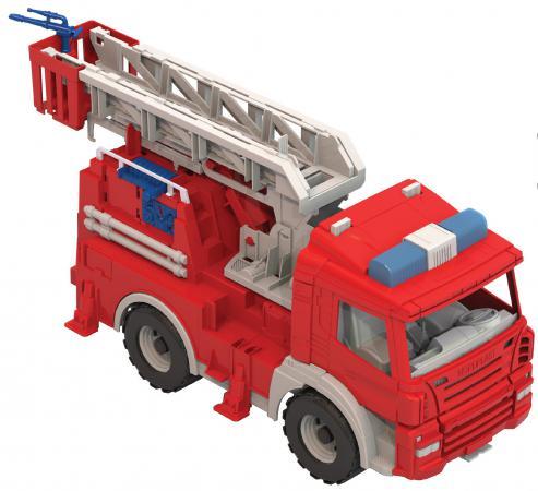 Пожарная машина Нордпласт Спецтехника 50 см красный 203 машины нордпласт мусоровоз спецтехника