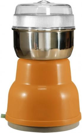Кофемолка Irit IR-5303 100 Вт оранжевый соковыжималка irit ir 5603