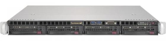 Серверная платформа SuperMicro SYS-5019S-MT цена и фото