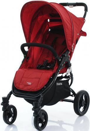 Прогулочная коляска Valco Baby Snap 4 (carmine red) прогулочная коляска cool baby kdd 6699gb t fuchsia light grey