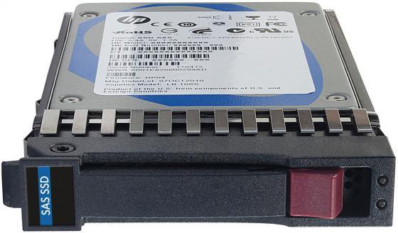 Жесткий диск SSD 2.5 800Gb HP SAS N9X96A ssd жесткий диск sas2 5 800gb mlc ssd1600mr 0b32261 hgst