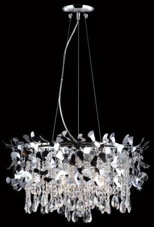 Подвесной светильник Crystal Lux Romeo SP6 Chrome D600 crystal lux dorotea sp6 d600 chrome