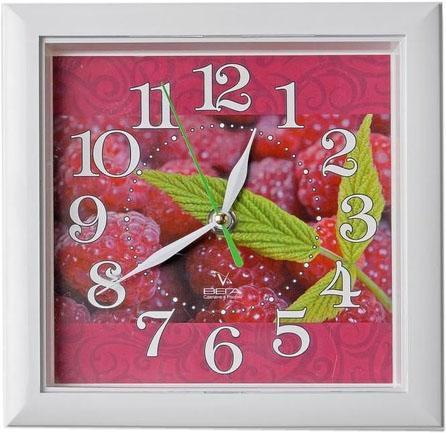 Часы настенные Вега Малина П3-7-132 разноцветный рисунок цена