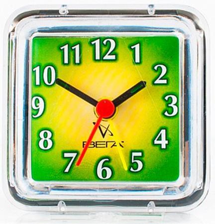 Часы настольные Вега Б1-008 зелёный часы настольные вега hs 2722