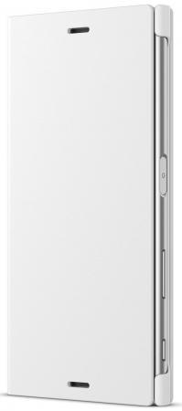 Чехол SONY SCSF10 для Xperia XZ белый