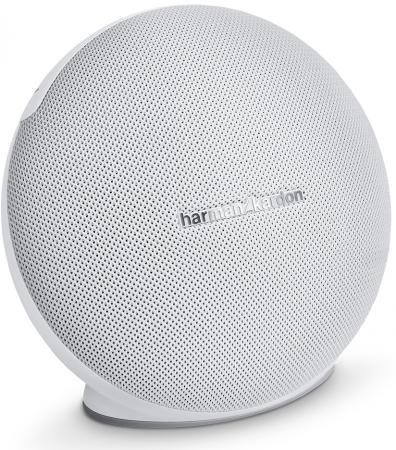 Акустическая система Harman Kardon Onyx mini белый беспроводная акустика harman kardon onyx mini white hkonyxminiwhteu
