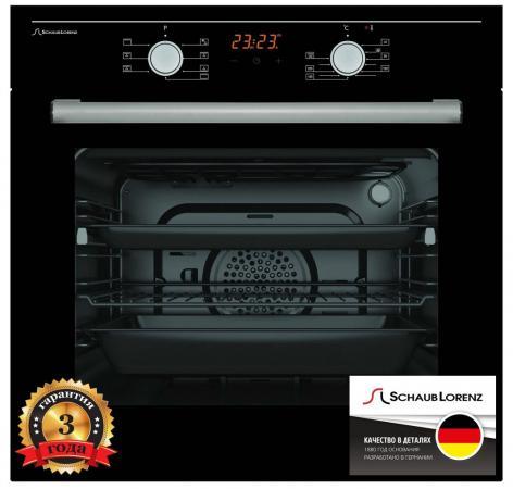Электрический шкаф Schaub Lorenz SLB EY6830 черный духовой шкаф schaub lorenz slb ey6830
