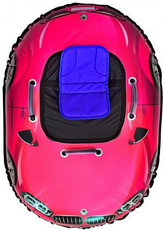 Тюбинг RT RT SNOW AUTO X6 до 120 кг ПВХ розовый rt snow auto mini l 6018