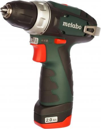 Аккумуляторная дрель-шуруповерт Metabo PowerMaxxBS 600080960 цена
