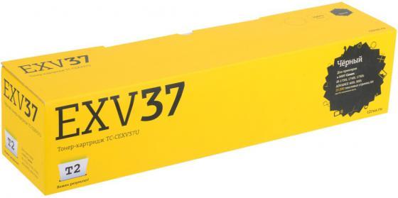 Фото - Картридж T2 C-EXV37 TC-CEXV37U для Canon iR-1730i/1740i/1750i/iR ADVANCE 400i/500i 15200стр картридж canon c exv34 3785b002 туба для копира ir c9060 c9065 c9070 желтый