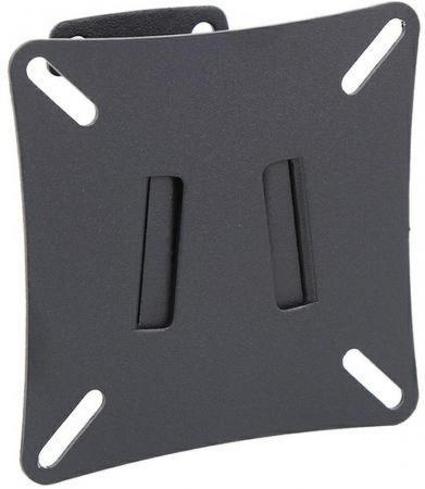 Кронштейн Holder LCD-T1502-B черный для ЖК ТВ 10-26 фиксированный VESA 100x100 до 250 кг кронштейн rolsen rwm 320 черный для жк тв 32 60