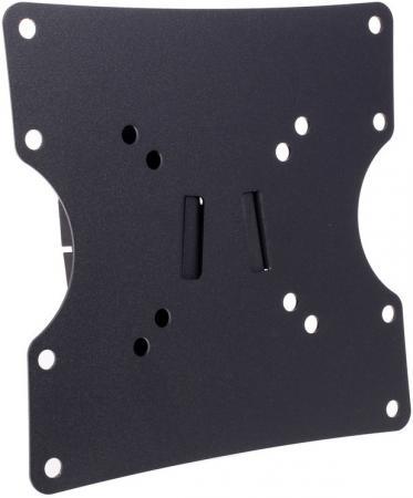"Кронштейн Holder LCD-M2503-B черный для ЖК ТВ 17-40"" настенный наклонный до 30 кг цена"