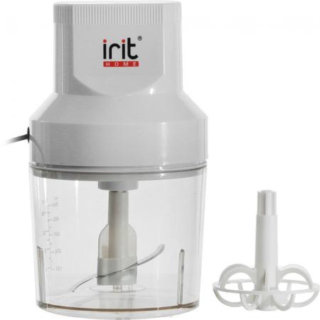 Измельчитель Irit IR-5041Вт зелёный чайник irit ir 1314 1500 вт зелёный 1 8 л нержавеющая сталь