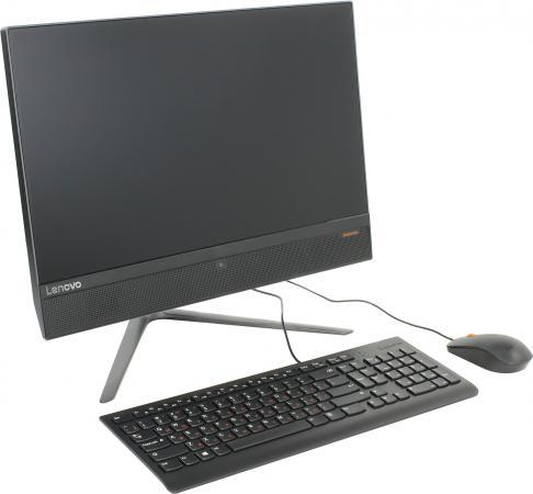 Моноблок 21.5 Lenovo IdeaCentre AIO510-22ISH 1920 x 1080 Intel Pentium-G4400T 4Gb 1Tb Radeon R5 M435 2048 Мб Windows 10 черный F0CB00FLRK