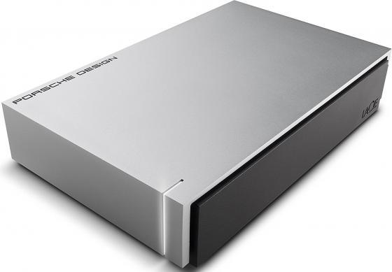 Внешний жесткий диск 3.5 USB3.0 4Tb Lacie STEW4000400 серый жесткий диск lacie porshe design 4tb stfe4000401
