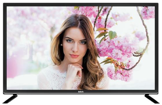 Телевизор LED 32 BBK 32LEX-5031/T2C черный 1366x768 Wi-Fi Smart TV SCART VGA RJ-45 телевизор led 40 bbk 40lex 5027 t2c черный 1366x768 50 гц wi fi smart tv vga rj 45