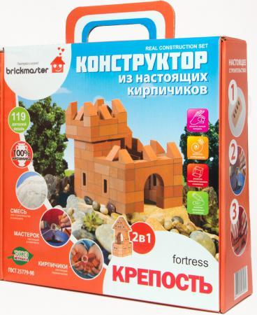 Конструктор Brickmaster Крепость 119 элементов брикник конструктор брикник крепость 119 деталей 2 в 1 205