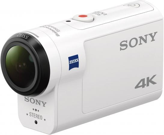 Экшн-камера Sony FDR-X3000 белый экшн камера sony fdr x3000r fdrx3000r e35